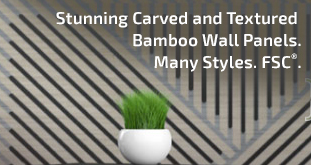Discover Bamboo Wall Panels